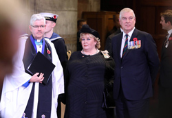 Armistice Day Commemoration at Belfast Cathedral