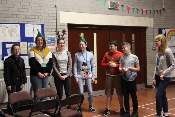 Youth Christmas Cracker and Giveaway