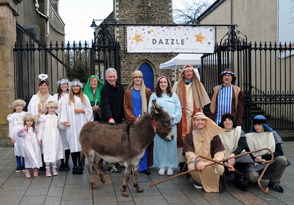 Nativity comes to life in Lisburn!