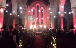 Christmas celebration at UniChurch Belfast
