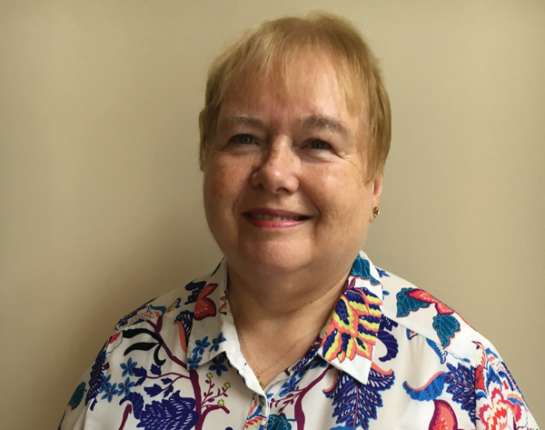 Sally takes up role of Mothers' Union Diocesan President