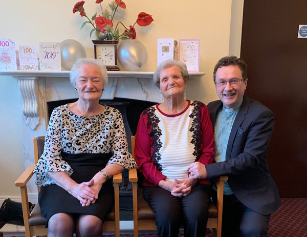 Happy 100th birthday Sally!