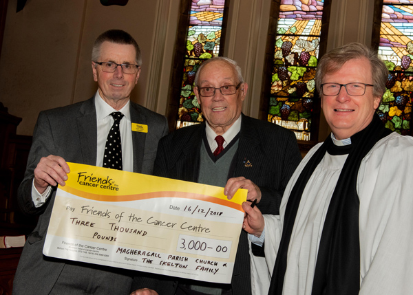 Coffee Morning raises £3,000 for Friends of the Cancer Centre