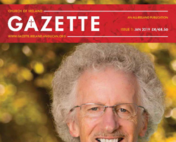 First issue of new-look monthly 'Gazette'