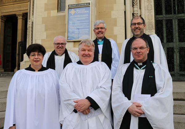 New Connor Diocesan Readers commissioned