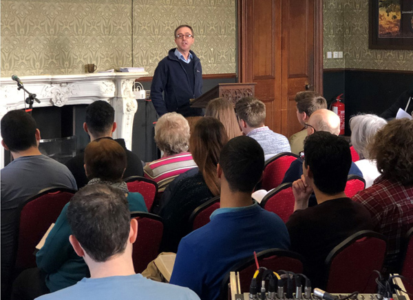 'The invisible potency of the Gospel' unfolds at parish weekend