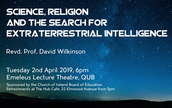 2019 Theological Lecture at Queen's
