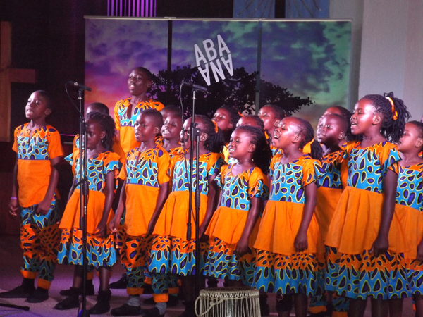 Don't miss the fantastic Abaana New Life Choir on tour