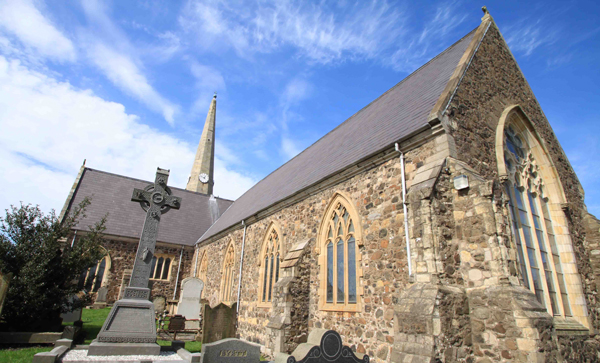 May 5 Morning Service from Carrickfergus