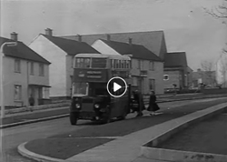 Video memories of the early days in Rathcoole