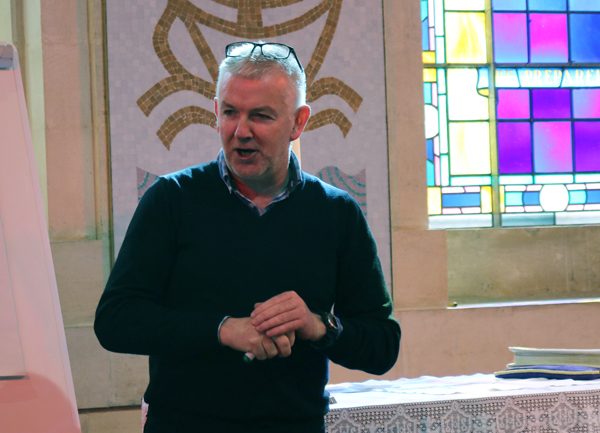 Lent Talks series begins at Belfast Cathedral