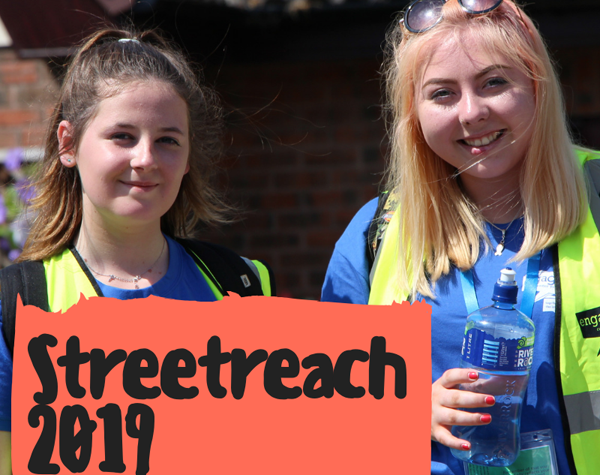 Streetreach open for applications