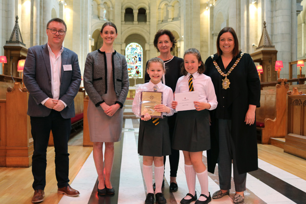 A real celebration of music in schools' choir competition