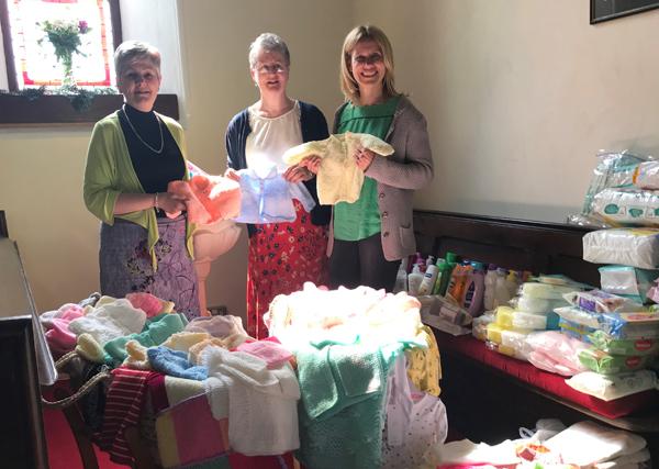 Killead Parish supports Baby Basics