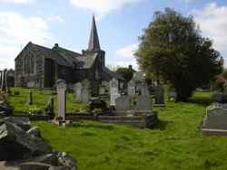 Lead thieves target Cairncastle church