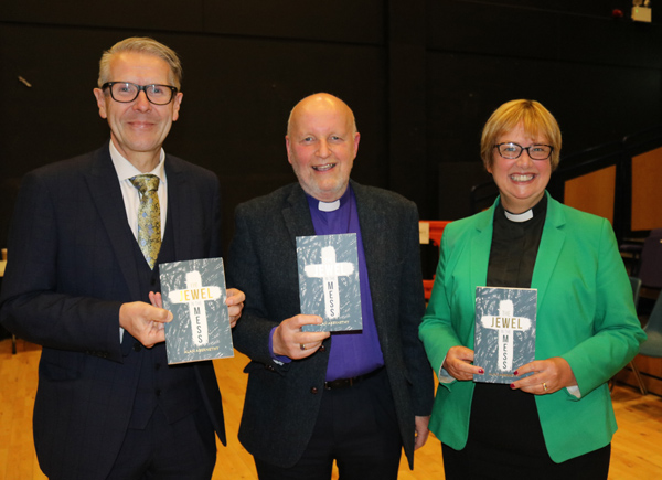 Launch of Bishop's latest book – 'The Jewel in the Mess'