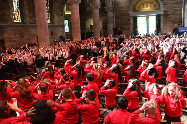 Schools set for Choir of the Year event at Belfast Cathedral