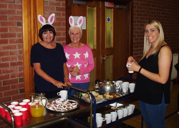 Carnmoney Parish hosts first Children's Easter Workshop