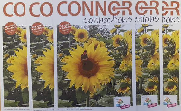Summer issue of Connor Connections