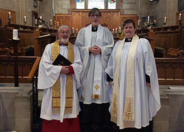 Rev Clifford Skillen marks 30 years since ordination