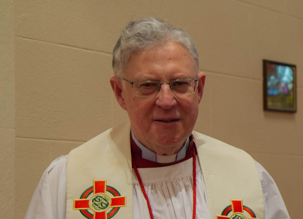 Dean John Bond is new Connor Diocesan Curate