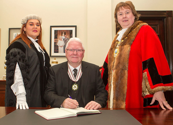 Ballymena Parishioner is new Deputy Lieutenant