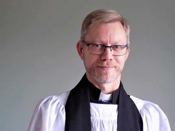 Rev Aaron McAlister appointed rector of Derriaghy