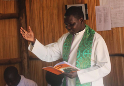 New principal for Yei theological college