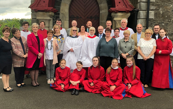 First Choral Evensong in Broughshane for 30 years!