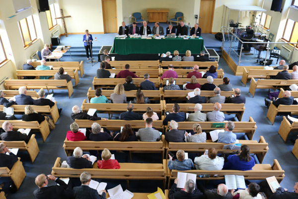 Connor Synod takes place in Ballymena