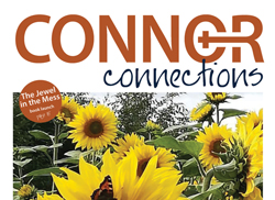 Summer issue of Connor Connections available online