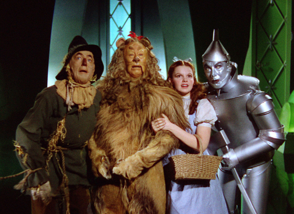 Screening of 'The Wizard of Oz' at Belfast Cathedral