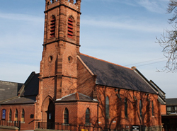 BBC Radio Ulster Morning Service from Ballyclare