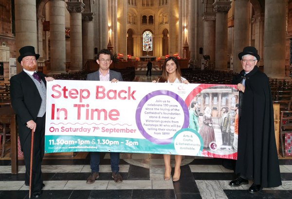 History comes to life at Belfast Cathedral