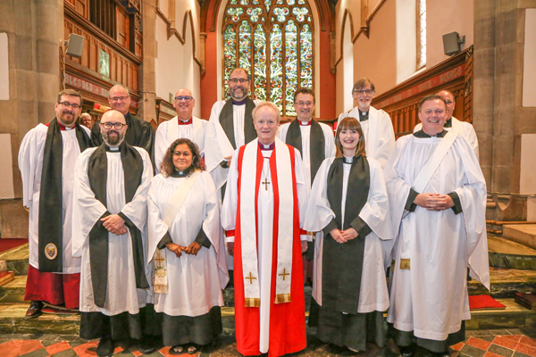 Four new priests ordained in Connor Diocese