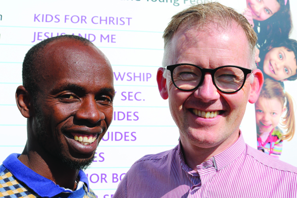 From Nairobi to Ballyclare – youth ministry in a different context