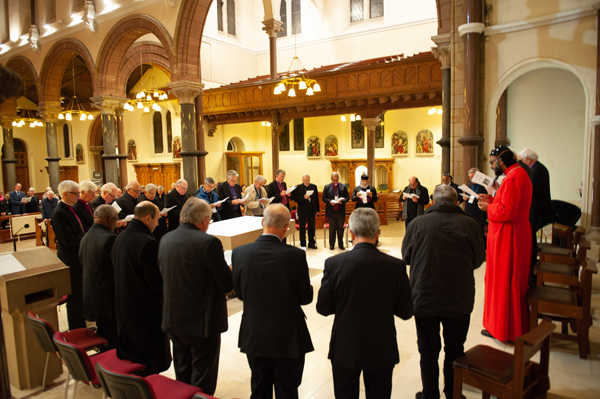 Ecumenical meeting was 'a wonderful coming together'