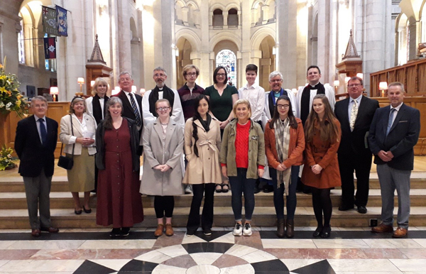 Annual Organ Scholars' Service