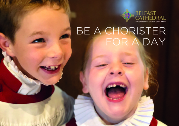 Your chance to be a chorister for a day!