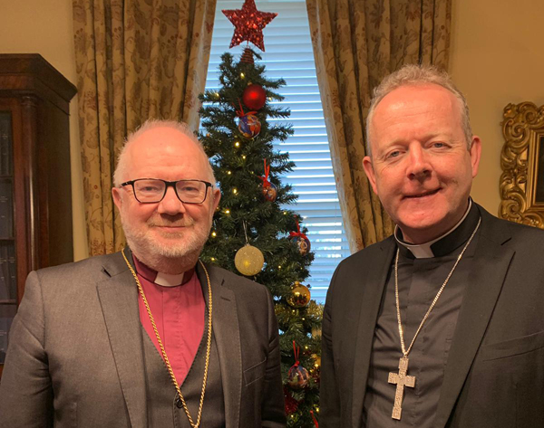 Christmas & New Year Message from the Archbishops of Armagh