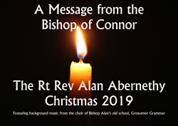 A Christmas video message from Bishop Alan