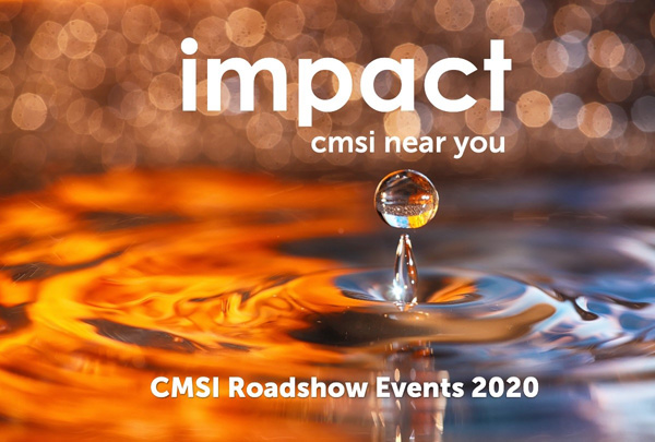 CMSI on the road in the New Year