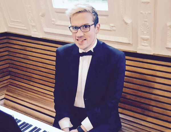 Honour for St Polycarp's Director of Music