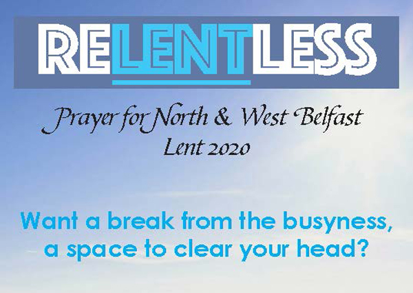 ReLENTless Prayer 2020 begins on Ash Wednesday