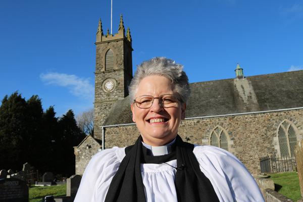 Institution of the Rev Linda Cronin in Glenavy