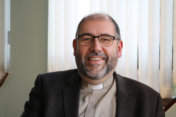 An interview with Bishop-designate George