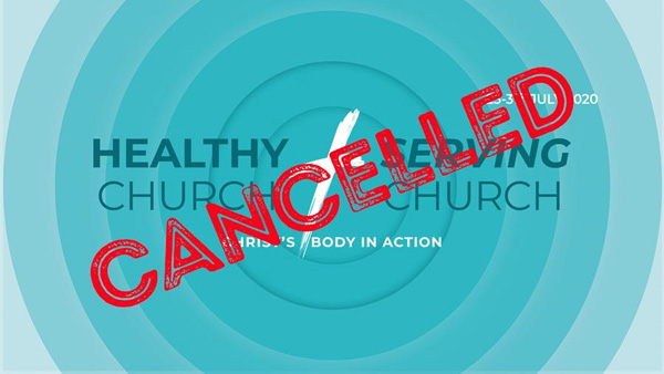 New Horizon annual conference cancelled