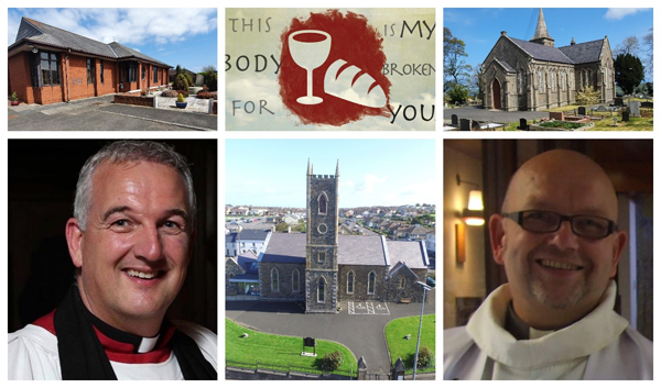 New friendships grow as parishes prepare joint Communion Service