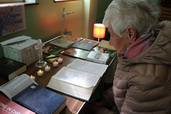 Reflecting on ReLENTless Prayer