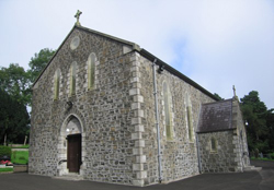 Condemnation of attack on Ahoghill Catholic Church